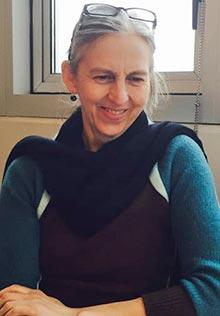 Photo of Louise Solomon